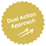 Dual Action Approach Icon