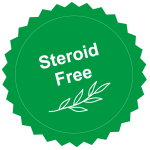 Steriod Free Icon