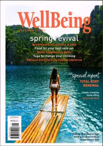 Feature article-Wellbeing Magazine